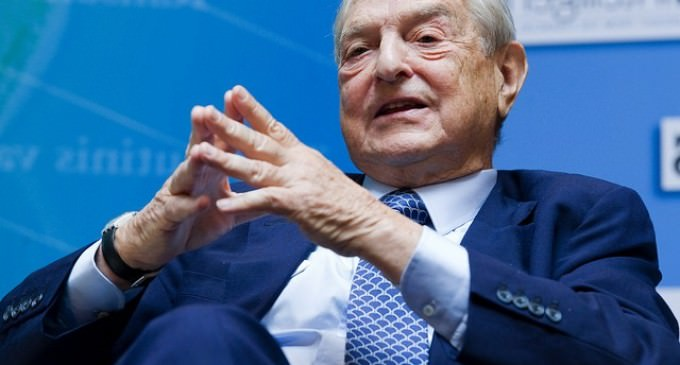 "Soros Letter Reveals Globalist Plan To Destroy The Borders Of Nations With ""Refugees"""