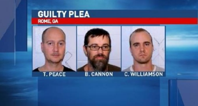 Three Sentenced For Conspiracy To Start A Revolution With WMDs