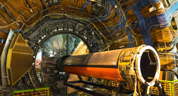 Hawking: The God Particle Found By CERN Could Destroy The Universe