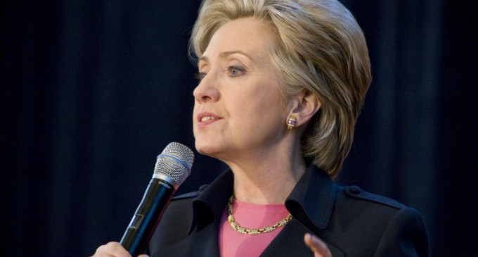 WikiLeaks Publishes Secret Hillary Speech to Foreign Bank Calling to End America's Borders