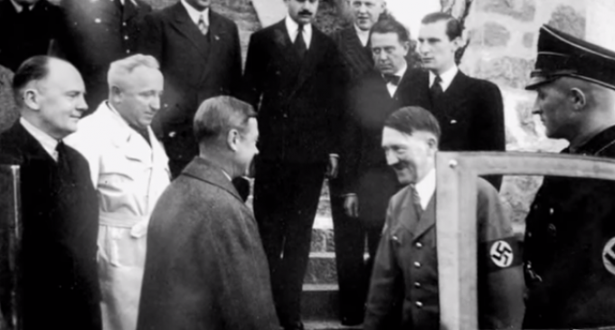 Nazi Links To The Throne Of England