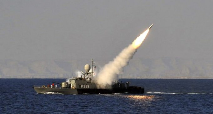 Iran Confronts U.S. warships On A Daily Basis