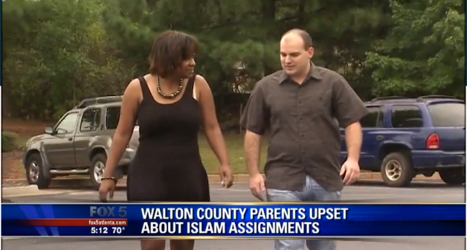 U.S. Kids Pointedly Taught Islam in School — Common Core
