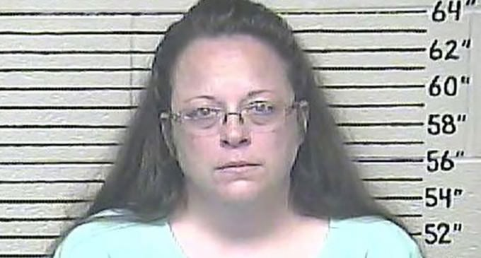 Kentucky Christian Clerk Released and The Gay Agenda End Game