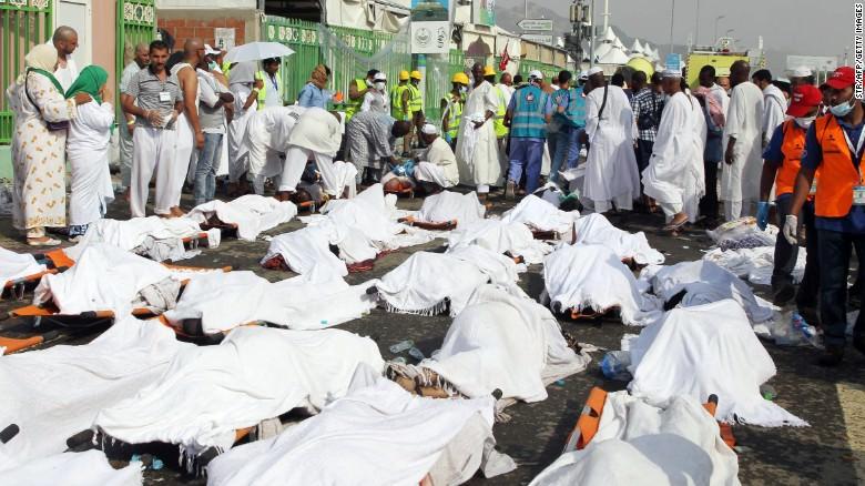 mecca stampede