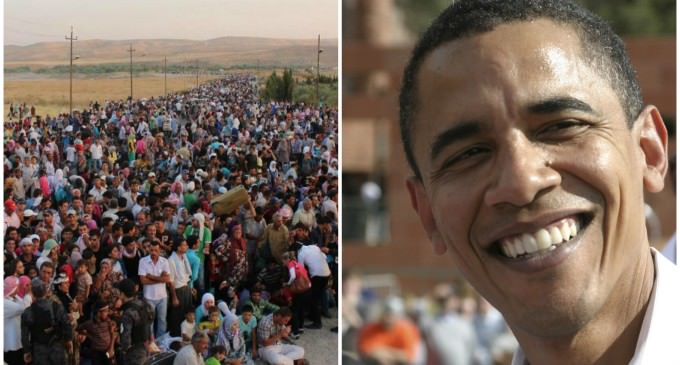 Global Migrant Crisis Directly Due To Obama's Failed Leadership
