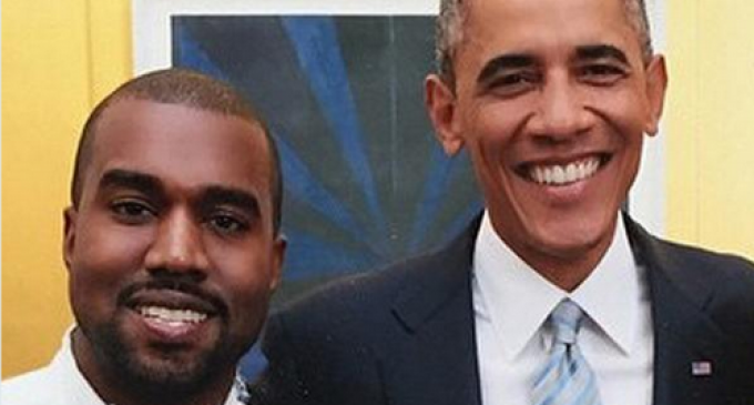 Obama Offers Kanye West Presidential Advice