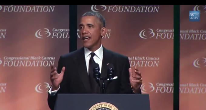 Obama: Racism Holds Blacks Back, Including My Family