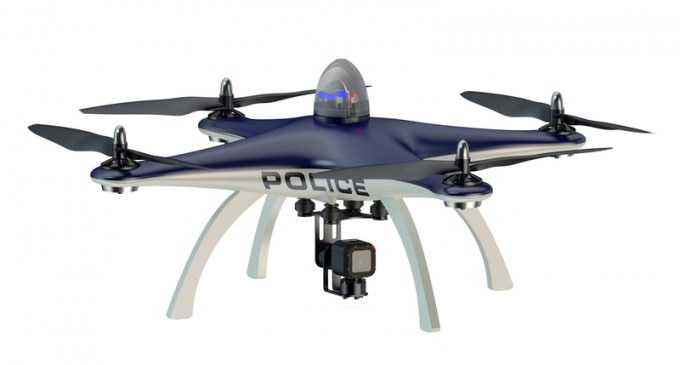 SIXTY Police Departments Now Set To Use Drones