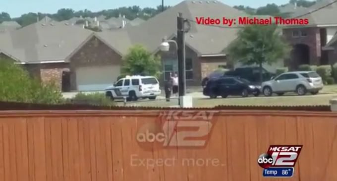 Video Shows Police Gun Down Man With His Hands Up