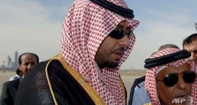 Saudi Prince Arrested for Sexual Assault