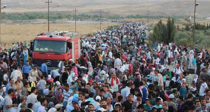 How 200,000 Migrants Coming into the U.S. Will Multiply into 2,000,000 Almost Instantly