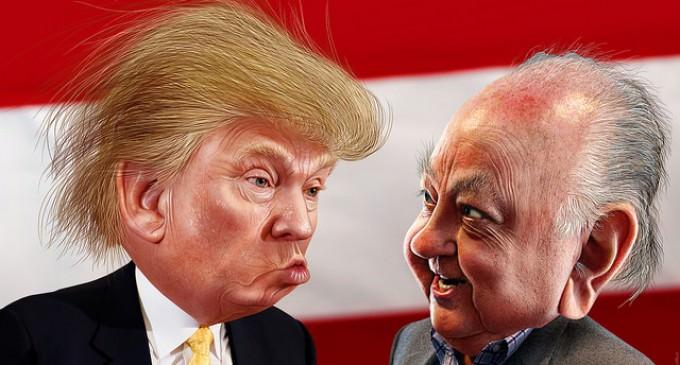 Trump Boycotts Fox, Fox Strikes Back