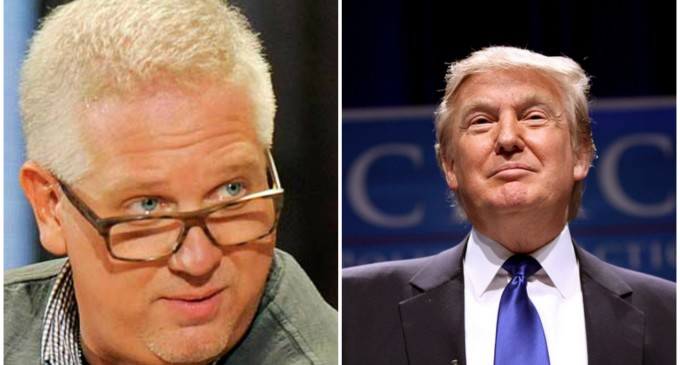 Glenn Beck: Tea Party Supporters of Trump Are Racists