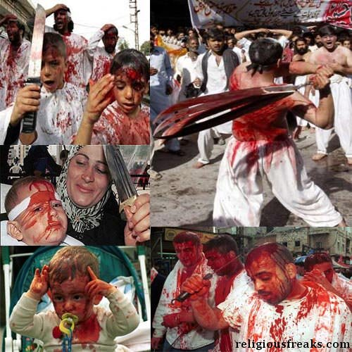 Day of Ashura collage
