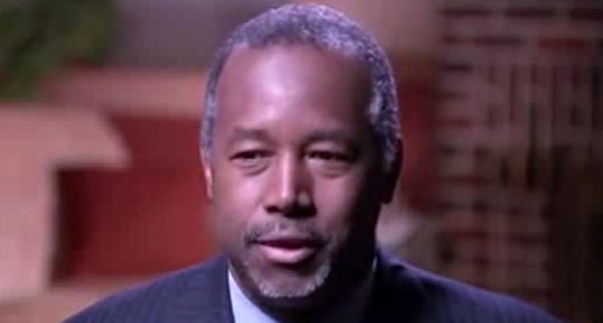 Ben Carson Talks About Rolling Back Obamacare, Prosecuting Hillary Clinton