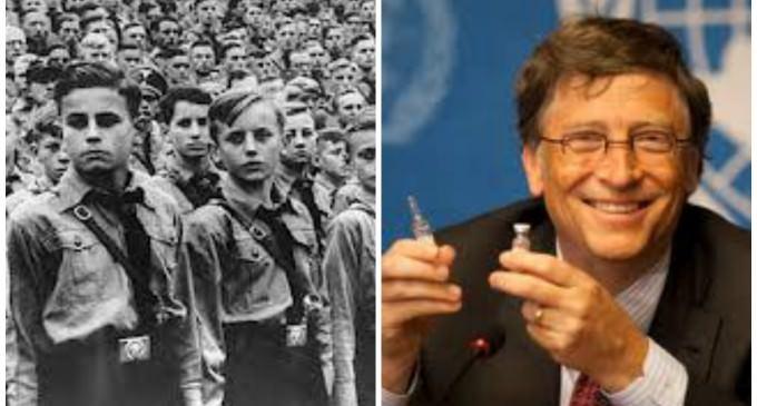 Bill Gates Creates His Own Hitler Youth Through 'Global Citizenship'