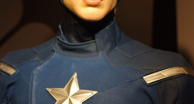 The New Captain America's New Enemy: Conservatives