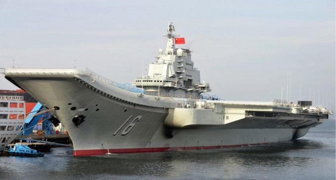 China's New Aircraft Carrier Might Not Be a Carrier At All