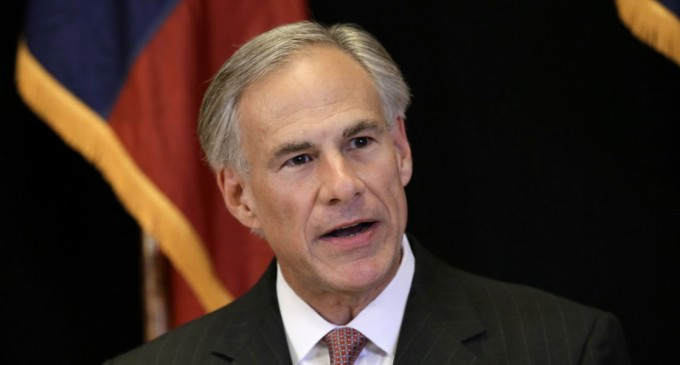 """Gov. Abbott on Conceal Carry Decision: """"Come and take it"""""""