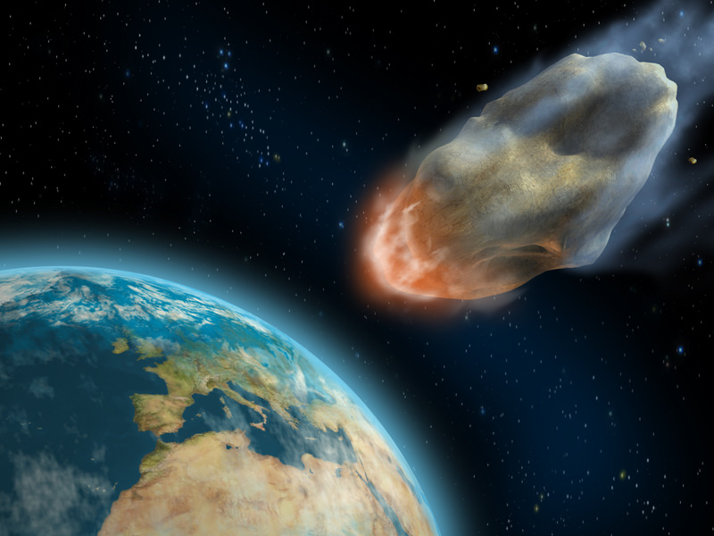 asteroid miles from earth - photo #27