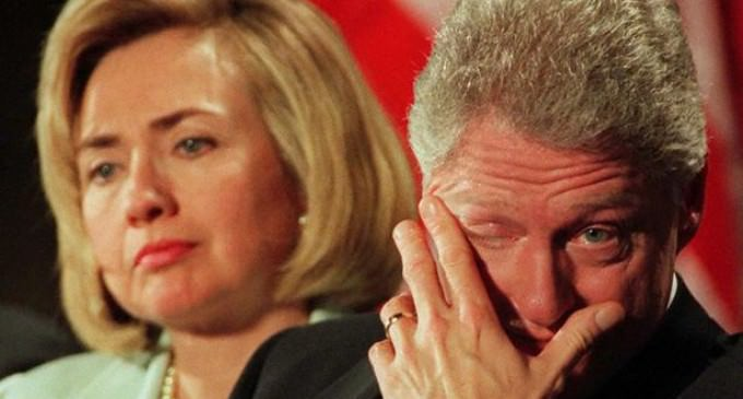 Bill's Victims & Mistresses On Their Fear of a Hillary Presidency