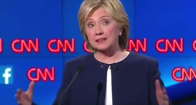 Hillary: Illegals Should Participate in Obamacare…With Subsidies