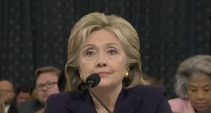 Report: Inteligence Review Confirms Clinton Emails Were 'Top Secret'