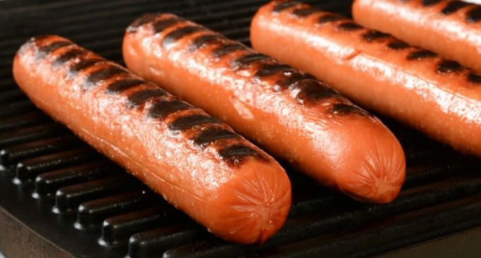 Hot Dogs Found to Contain Human DNA
