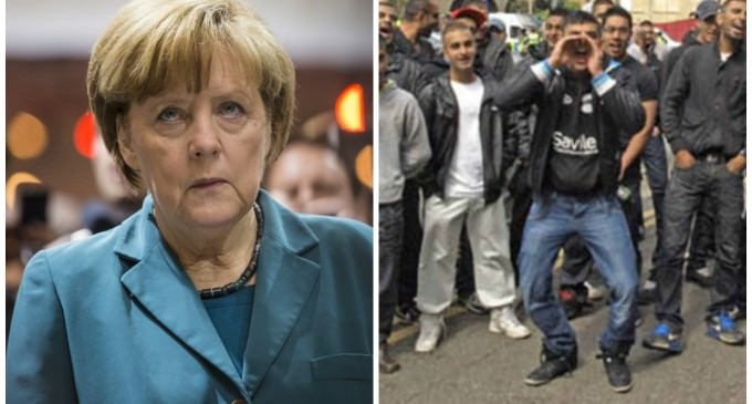 Migrants in Germany Commit One Crime Every Two Minutes