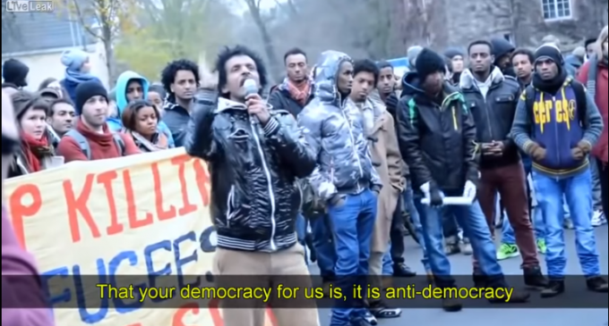 Migrants Warn Germany: Your Days are Numbered
