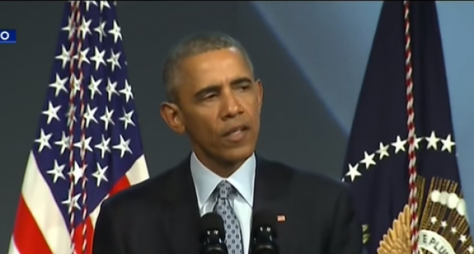 Obama: There Were Times When I Was Younger That I Got Pulled Over Because I Was Black