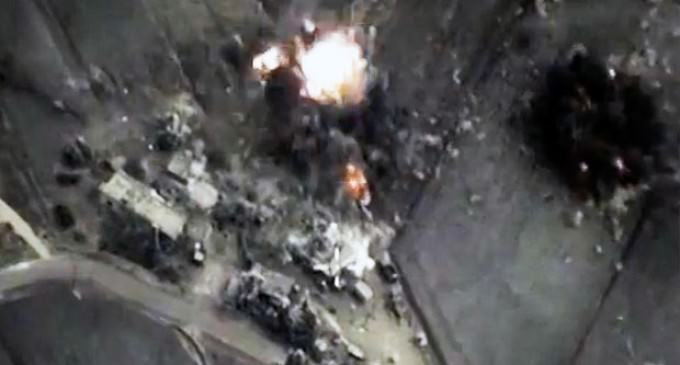 ISIS On Verge of Defeat by Russia?