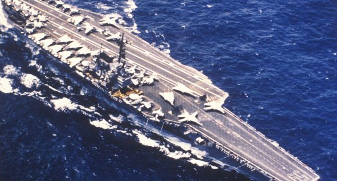 Obama Imposes Major Blow to Navy