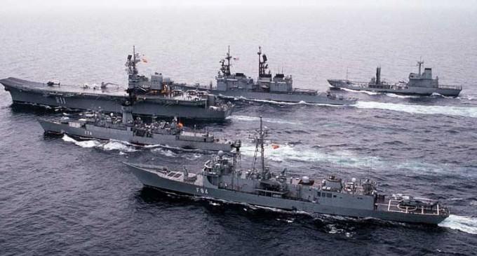 World War 3: US Sends Warships to South China Sea