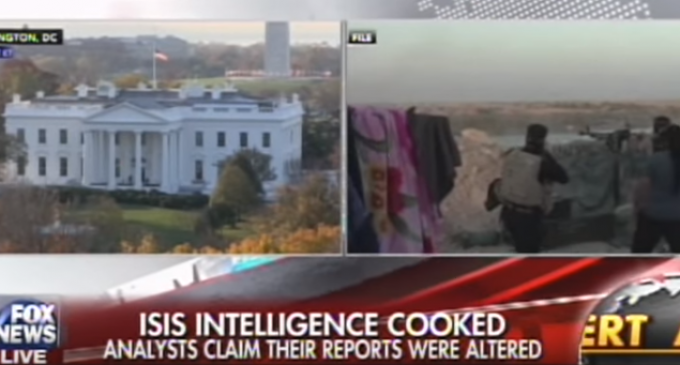 50 US Spies: The Obama Admin Manipulates Our Reports, Threatens Us If We Speak Out