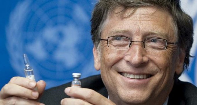 Bill Gates: Population Control And Climate Change Through UN Control