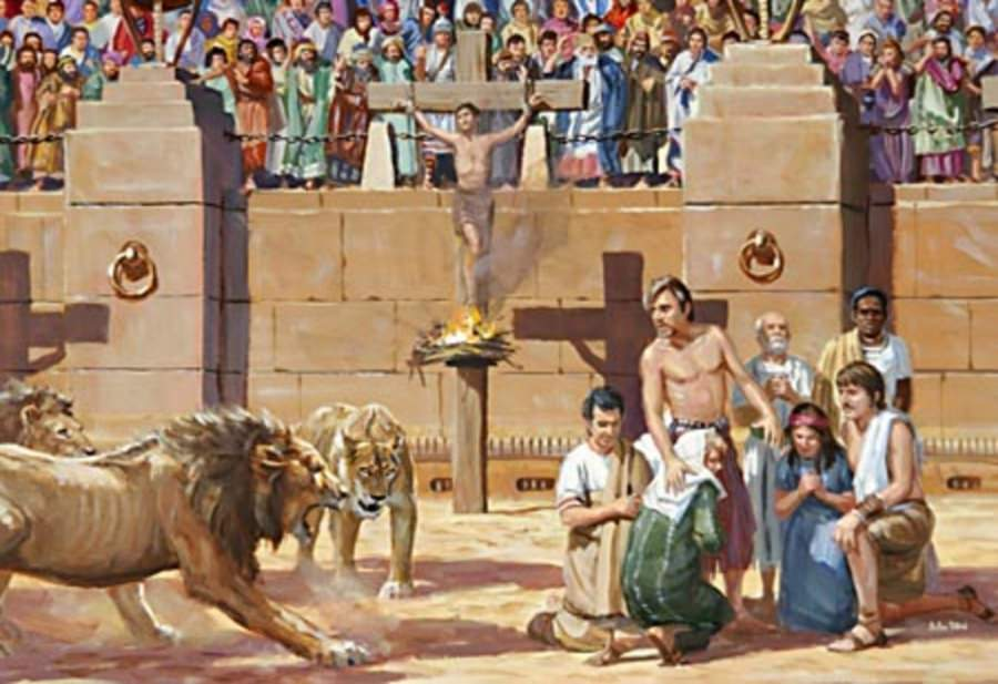 Early Persecution of Christians