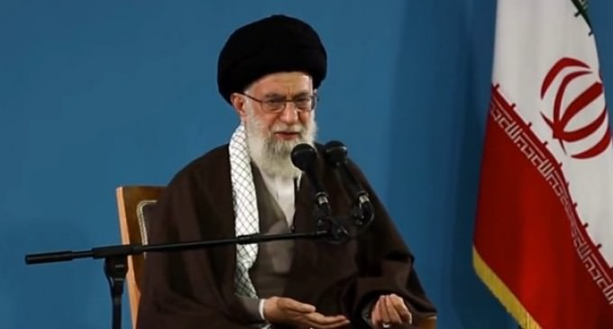 """Khamenei Says Iran Will Punch America """"In The Mouth"""""""