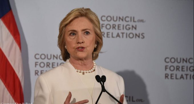 Hillary Clinton Admits She Takes Orders from Global Elite