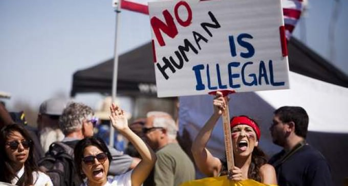 Illegal Immigrants Submit a List of Demands to America in a New 'Bill of Rights'