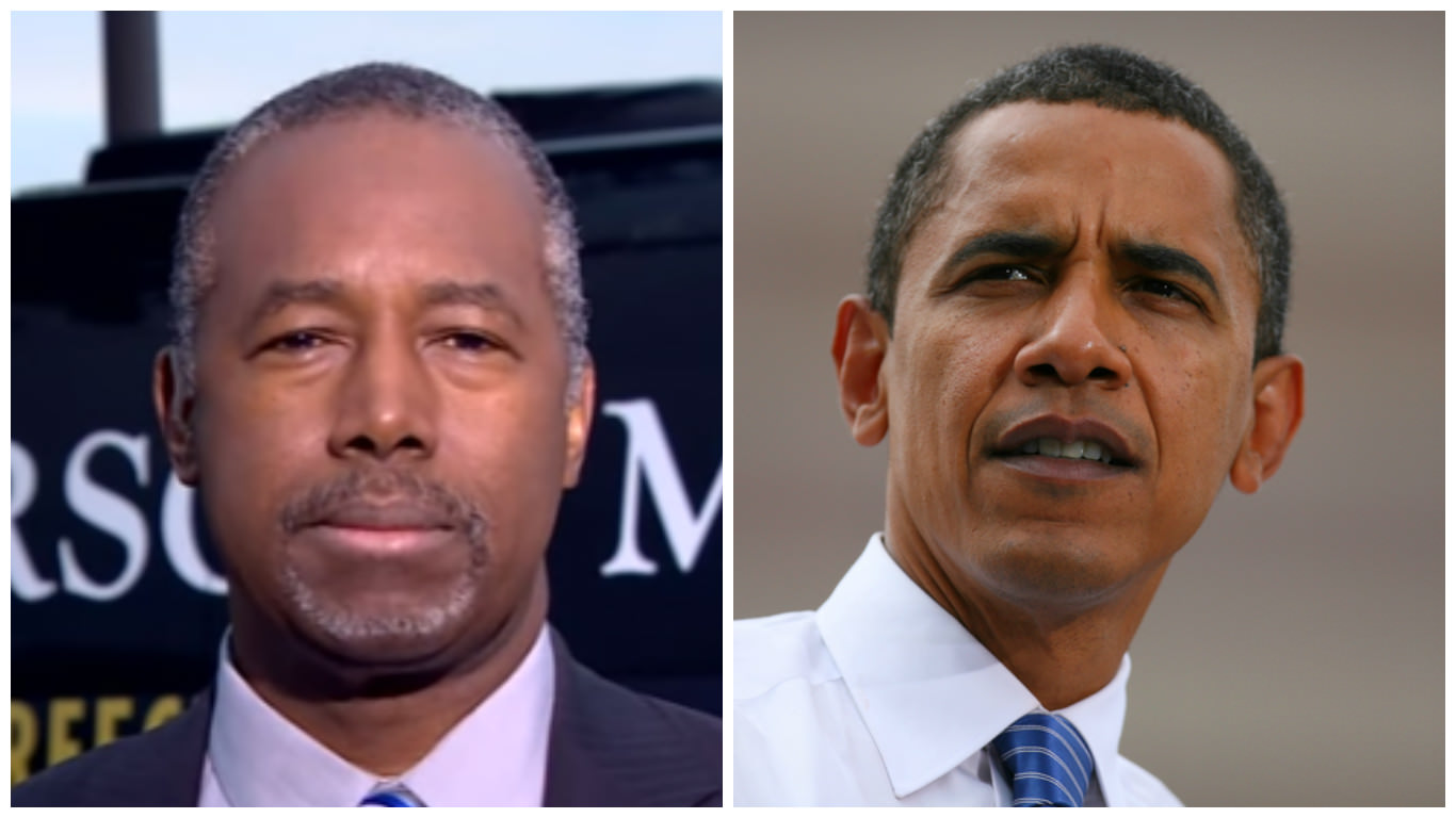 Ben Carson's Repeated Warnings: Obama May Use Martial Law To Postpone Election