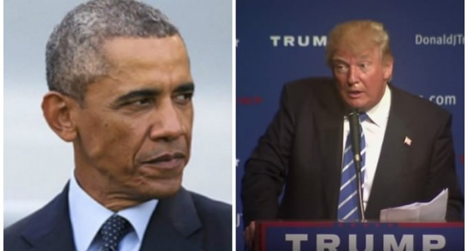 Obama Feeds Tax Dollars to Organizations Formed to Help Immigrants Vote Against Trump