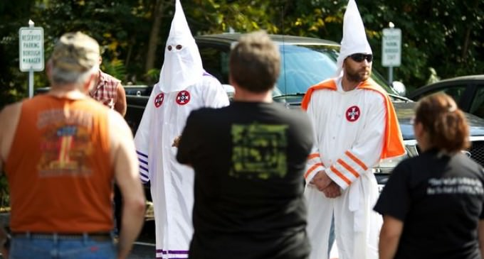 Anonymous Releases Member List of That Old Democratic Hate Group, The Ku Klux Klan