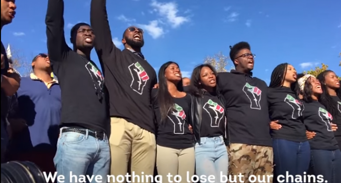 Police Assisting University Of Missouri in Silencing Free Speech