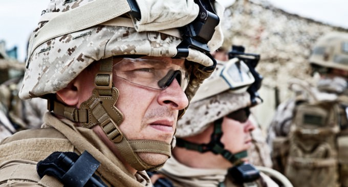 Leftist News Outlet Accuses Marine Corps of 'Toxic Masculinity' Problem