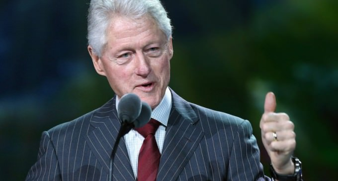 Bill Clinton Collected Millions from a 'Sharia Law Firm'