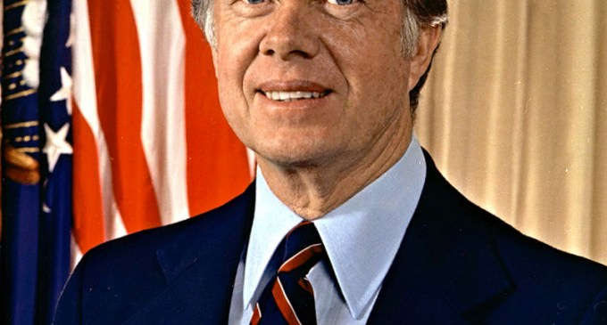 Jimmy Carter Banned Iranians From Entering US During Hostage Crisis