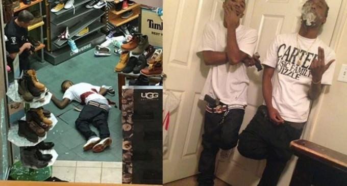 "Black Lives Matter Supporter Shot Dead After Tweeting ""Wack A Cracker"""