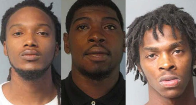 Three Black Men Charged in School Bus Shooting, but Their Lives Seem to Not Matter to BLM